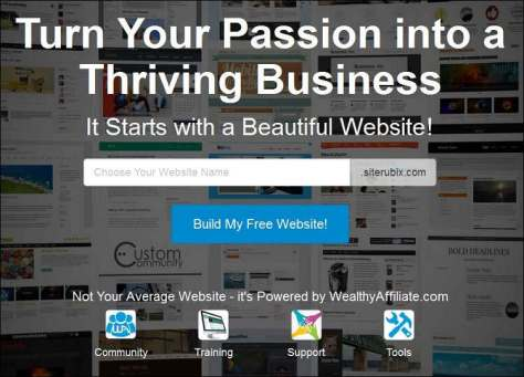 siterubix-website-builder